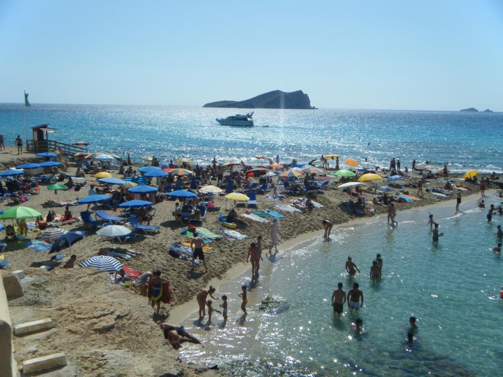 Cala Comte, Bahia de San Antonio, Ibiza