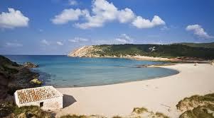 Playa de Algaiarens, Menorca