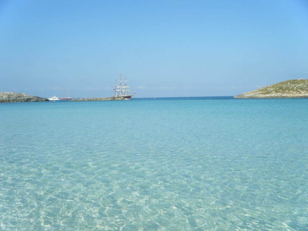 Playa de Illetes, Formentera