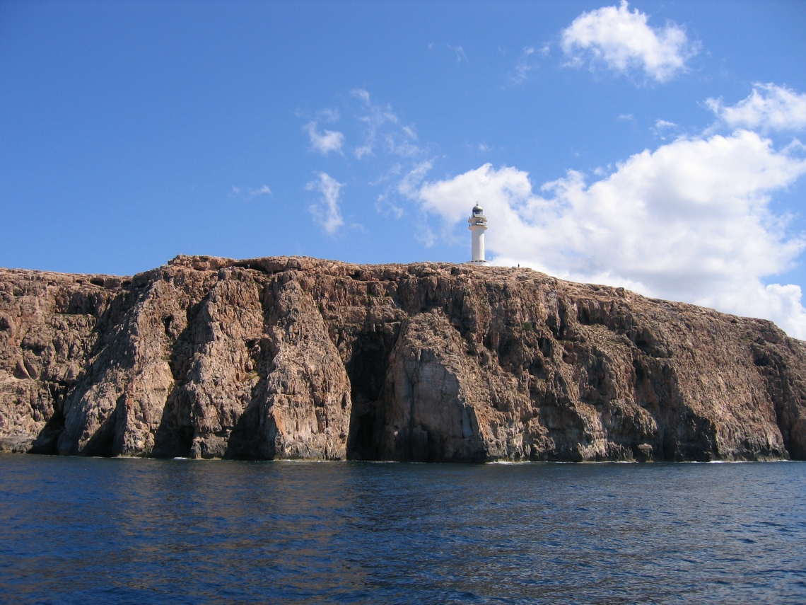 Formentera, Cabo Barbaria