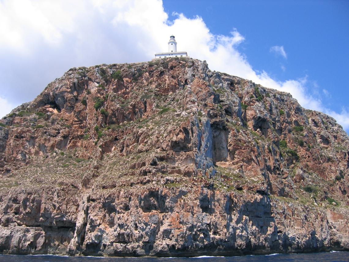 Formentera, Faro de La Mola